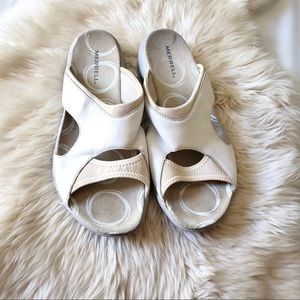 Merrell Palmet To White Performance Footwear